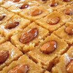 Lebanese Semolina Cake