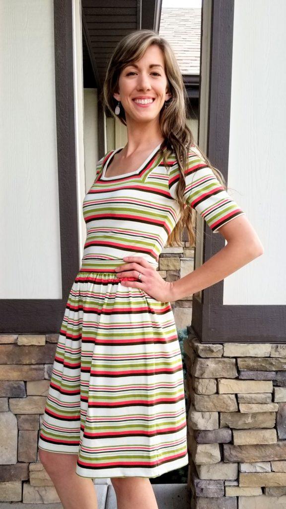 Clover Dress Mash